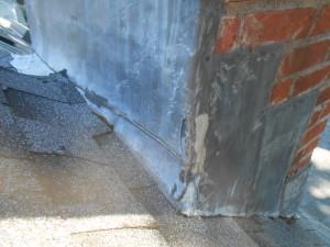 Danbury Chimney Reflashing Project Safeside Chimney