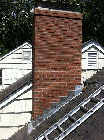 Westport Chimney Paint Damage Chimney Sweeping And
