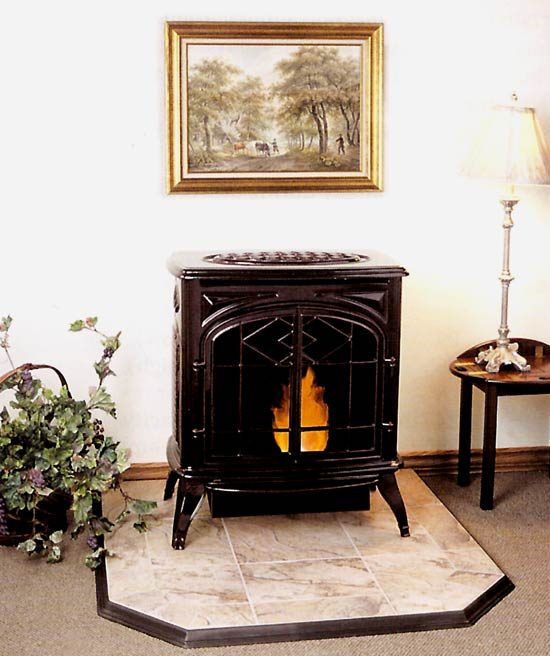 Thelin Stoves Echo Pellet Heater Chimney Sweeping And