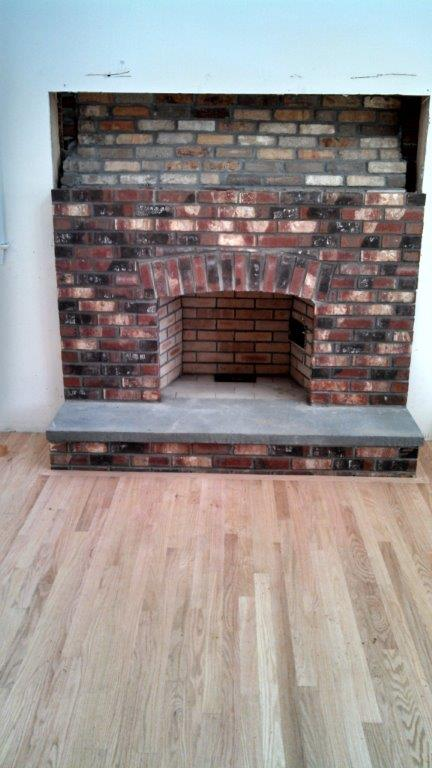 Vernon plete Fireplace Rebuild Chimney Sweeping and