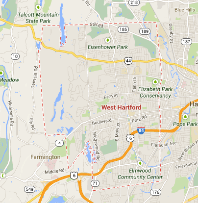 West Hartford chimney cleaning