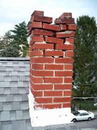 Hartford Chimney break