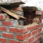 Manchester Chimney Rebuild